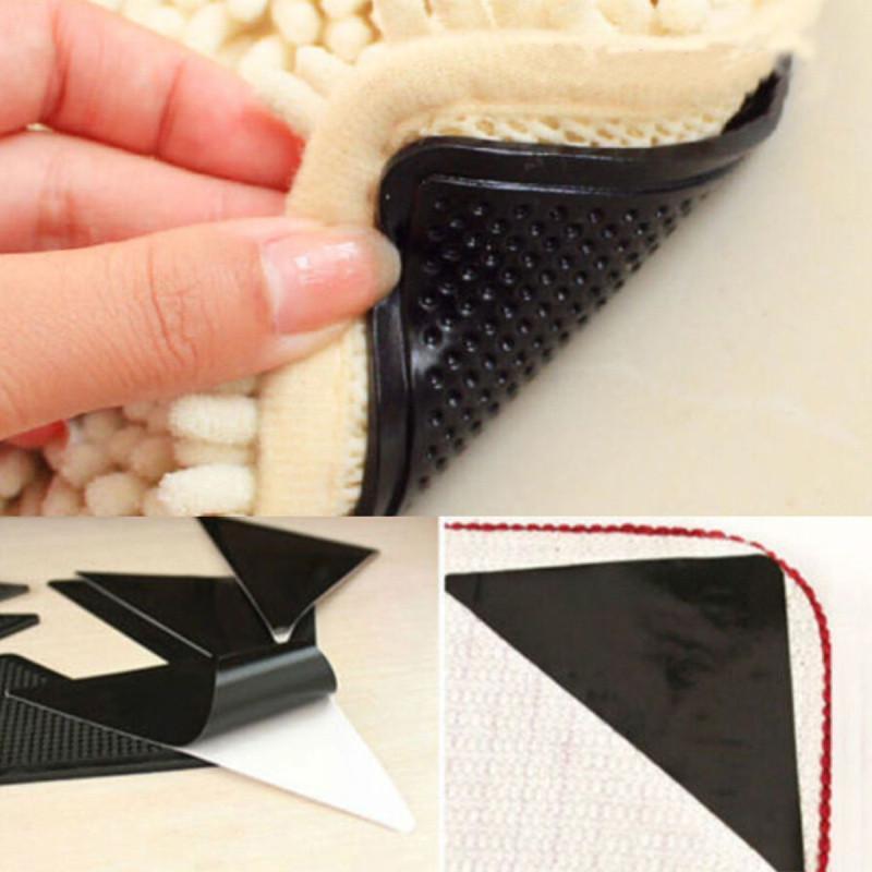 Manteaux antidérapants triangulaires pour Tapis