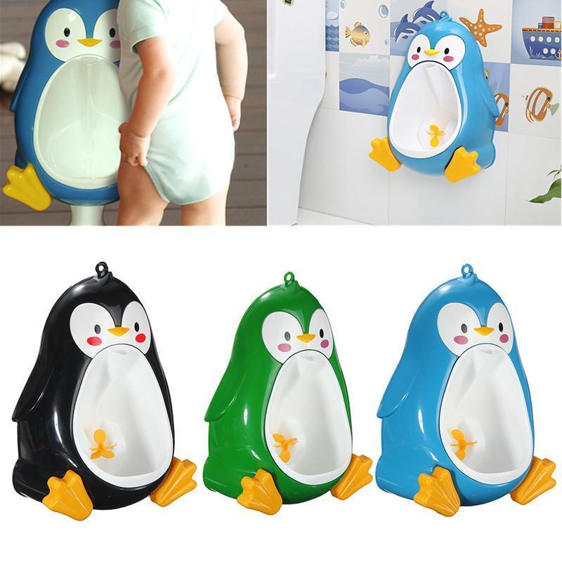 Pot urinoir portable pingouin