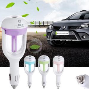 Diffuseur d'huile essentielle dans l'automobile