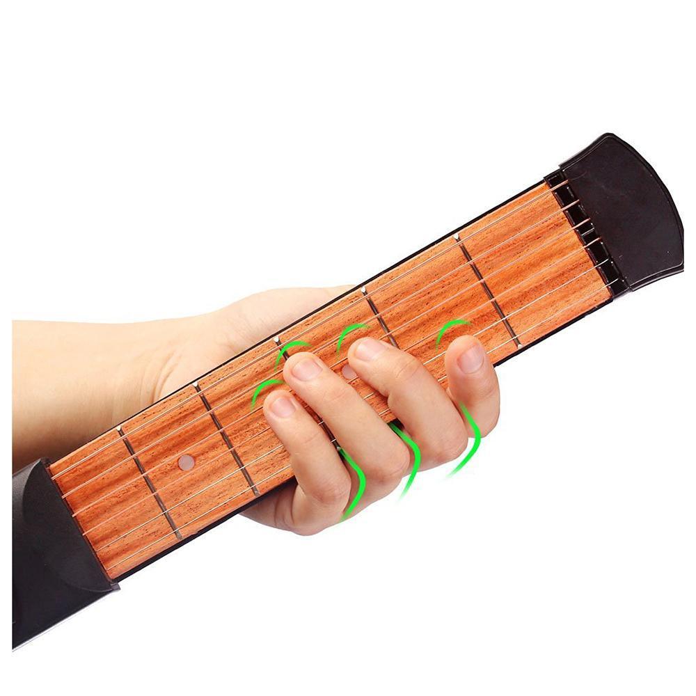 MaGuitare™ Guitare de poche