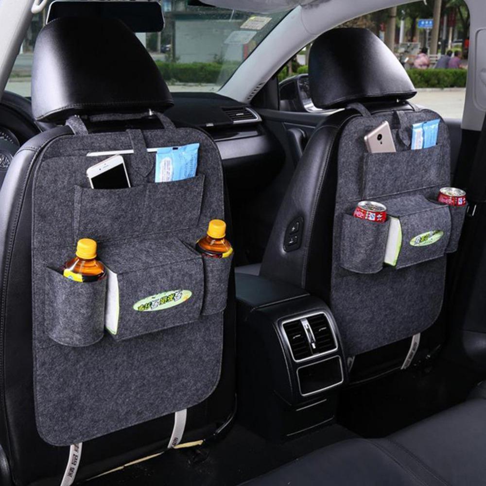Etui de rangement pour siège auto