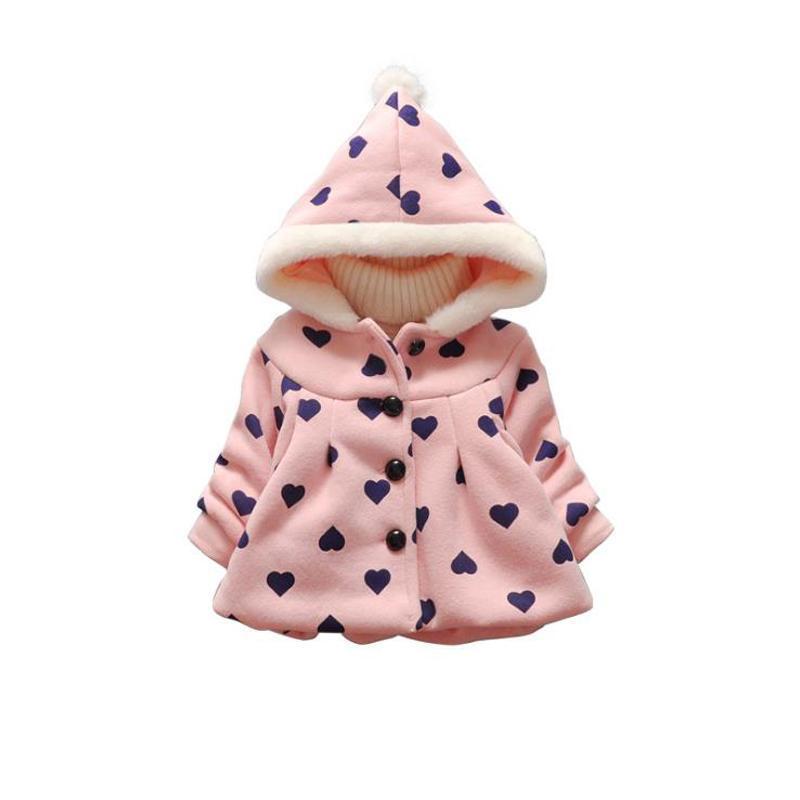Manteau Automne et hiver pour bébé