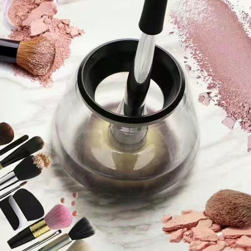 Outil de nettoyage brosses de maquillage