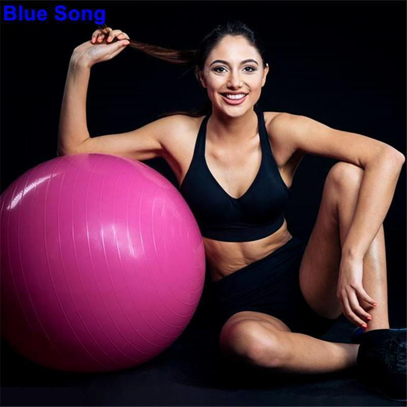Ballon de gym pour la musculation et l' équilibre
