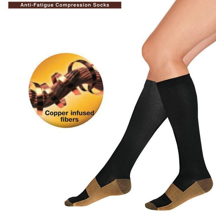 Chaussettes anti-fatigue