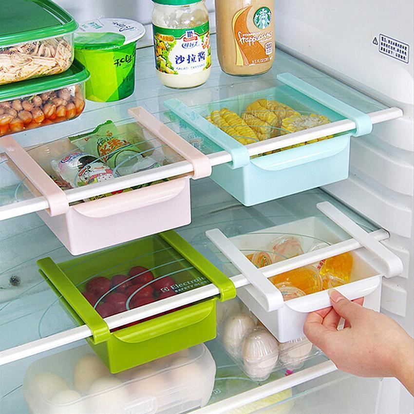 Bacs de rangement pour frigo