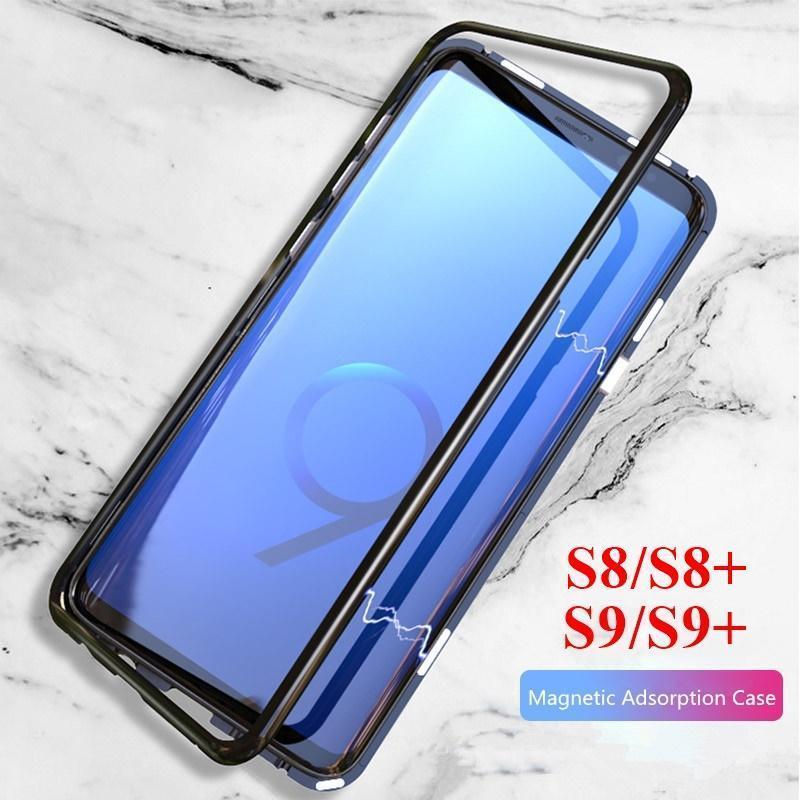 Coque de Luxe: Etui magnétique Révolutionnaire Samsung