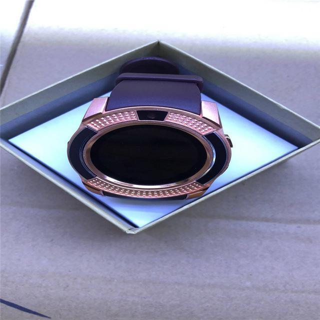 Montre connectée V8 avec bluetooh, caméra, Mp3