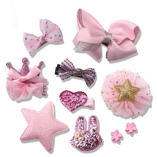10 accessoires pour cheveux princesse