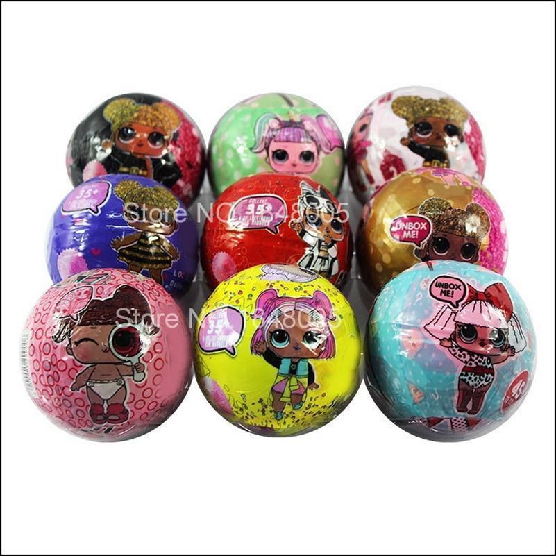 Boule LOL Surprise Confettis Pop