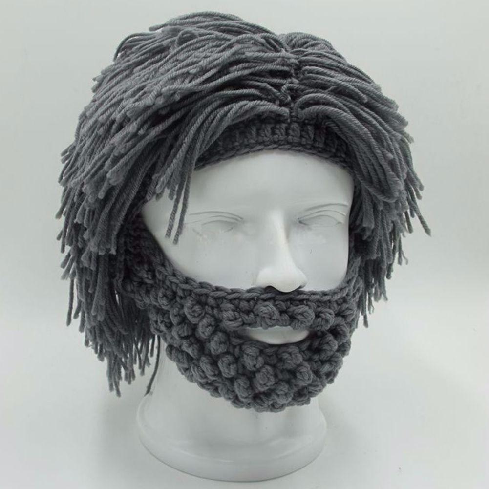 Bonnet à barbe anti-froid