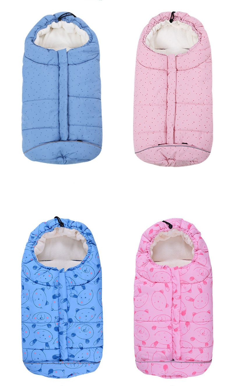 Couchage d'hiver confortable