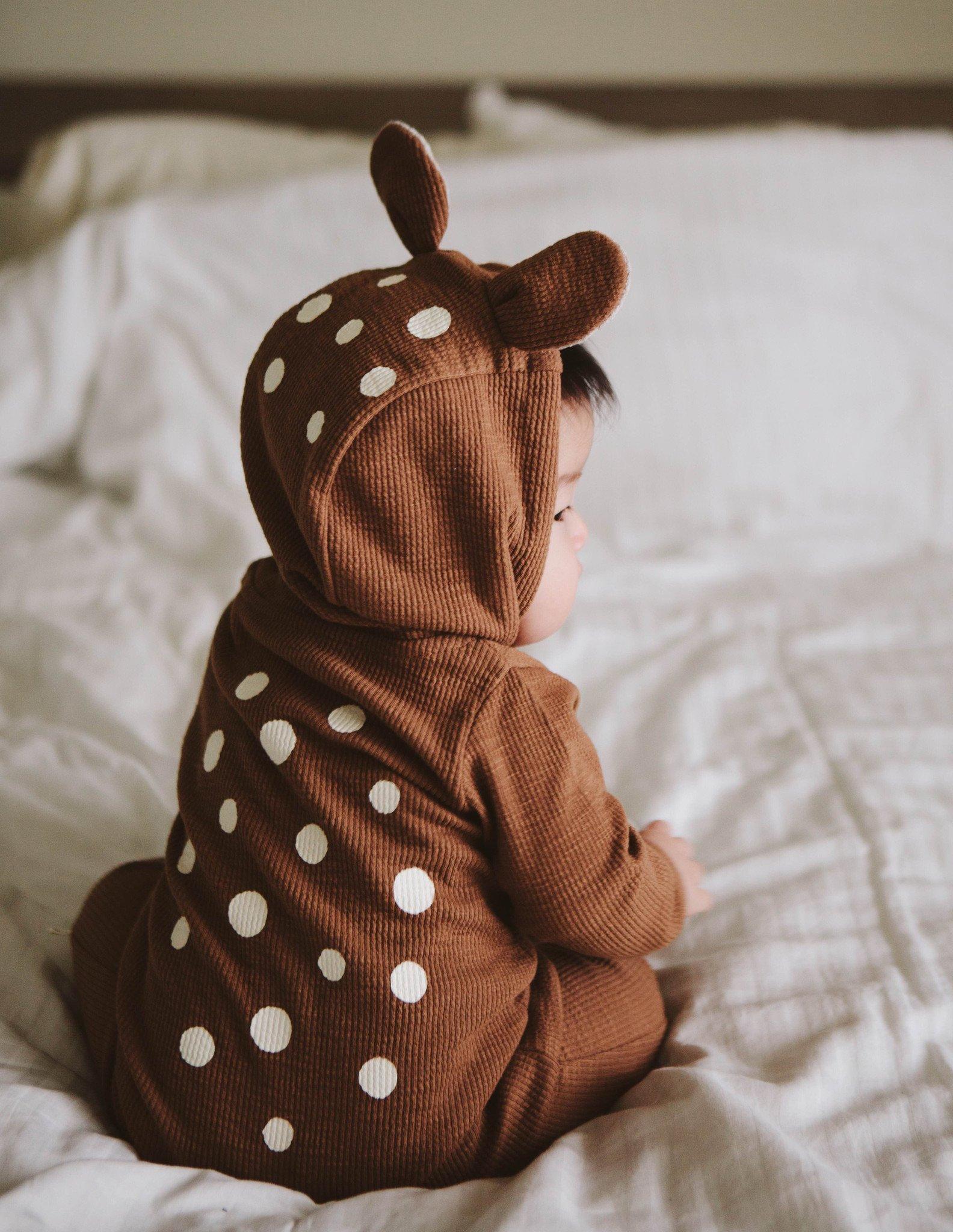 Cute Combinaison bébé petit Bambi