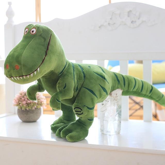 Mignon Dinosaure En Peluche