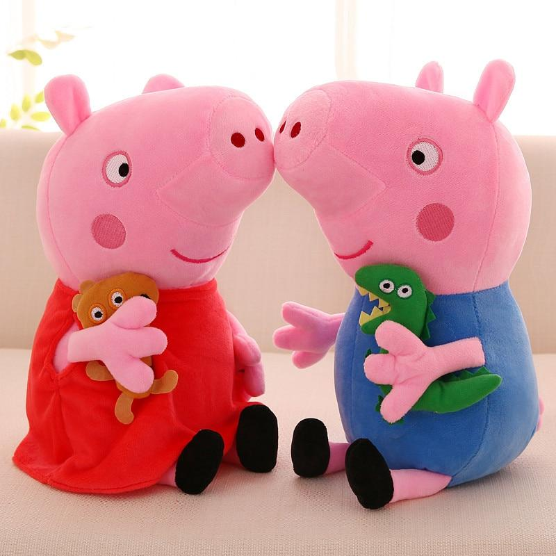 Super peluches Peppa Pig