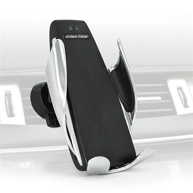 Support/chargeur Smartphone 2en1 révolutionnaire