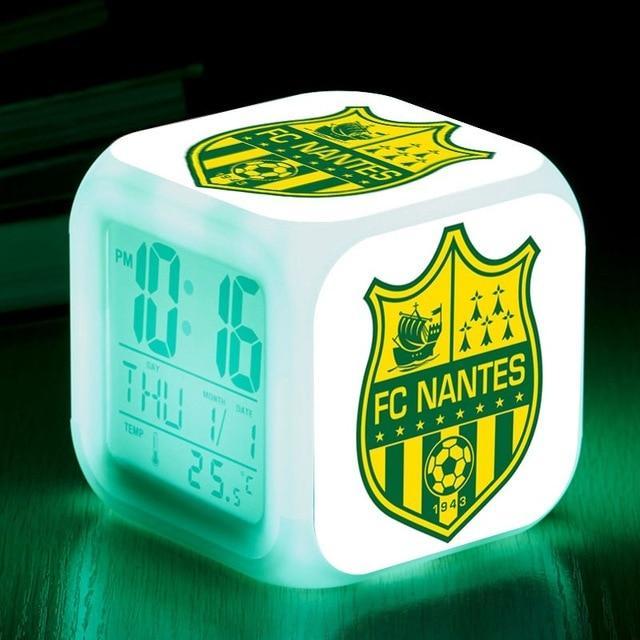 Magnifique Réveil LED Ligue 1