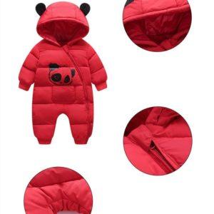 Combipilote panda pour bébé