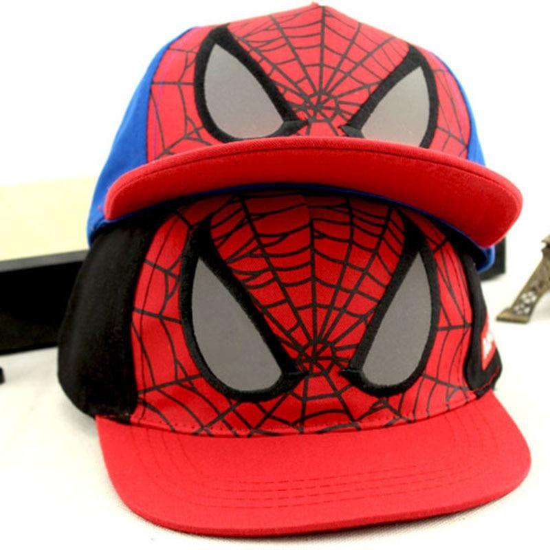 Cute casquette Spiderman