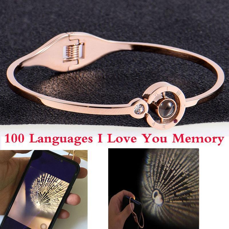 Bracelet chiffre roman fantaisie