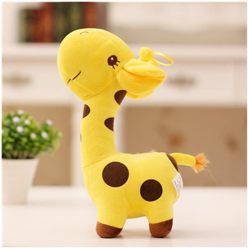 Mini peluche girafe 18 cm