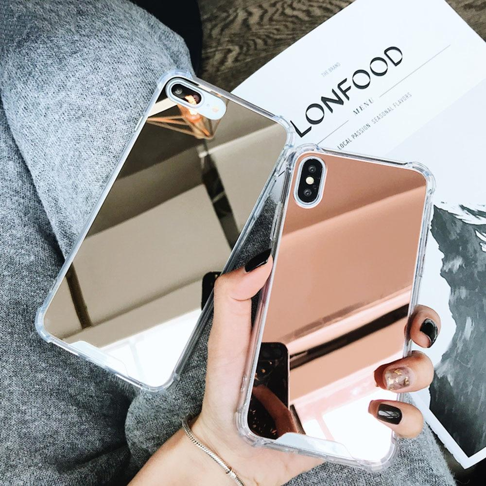 Coque miroir pour Iphone
