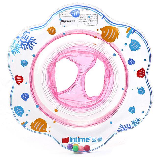 Anneau flotteur gonflable pour bébé