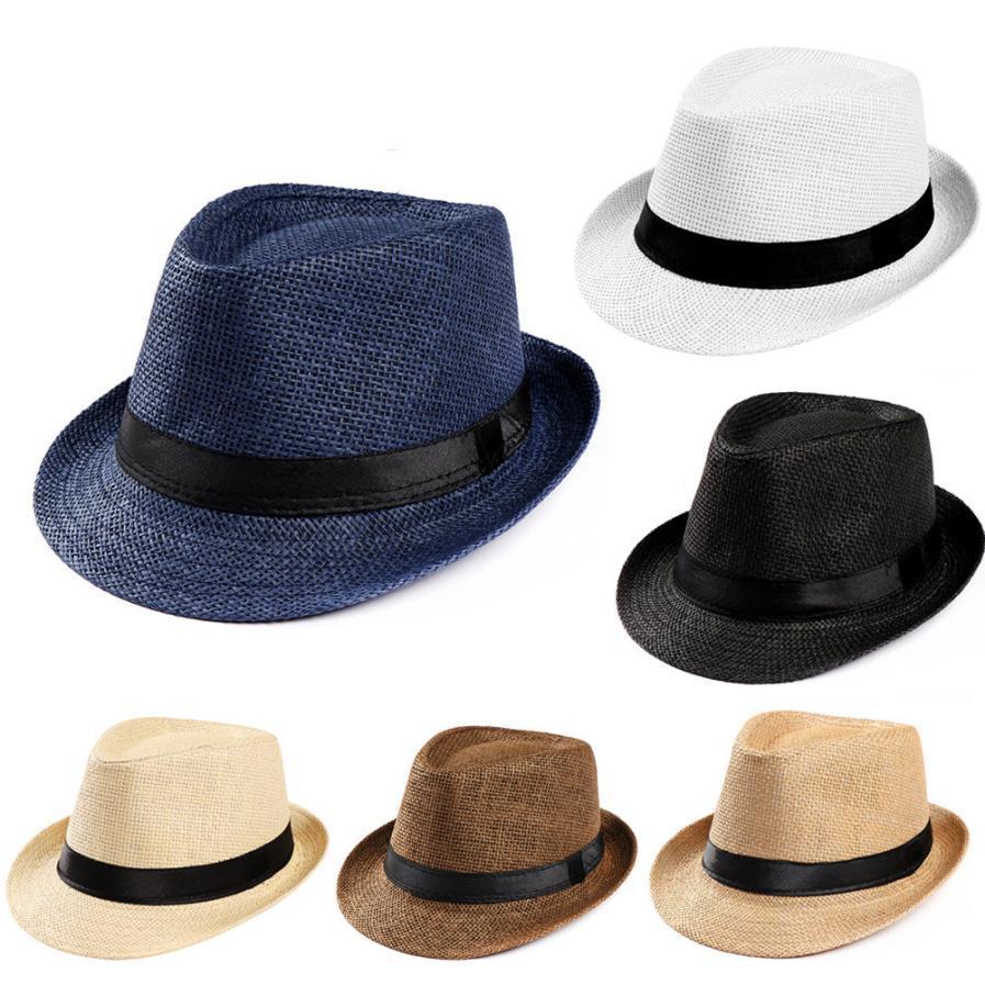 Chapeau De Paille Pour Homme & Femme