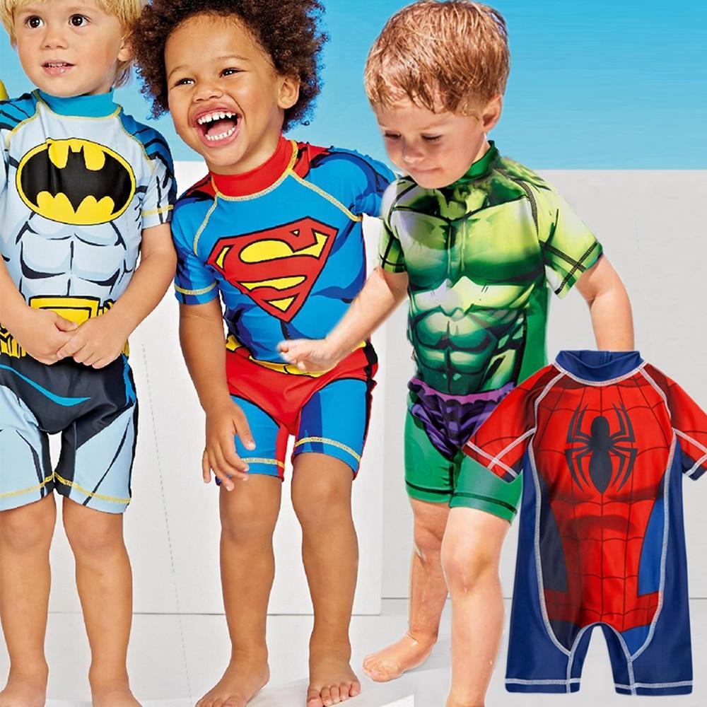 Maillot De Bain Super-heros