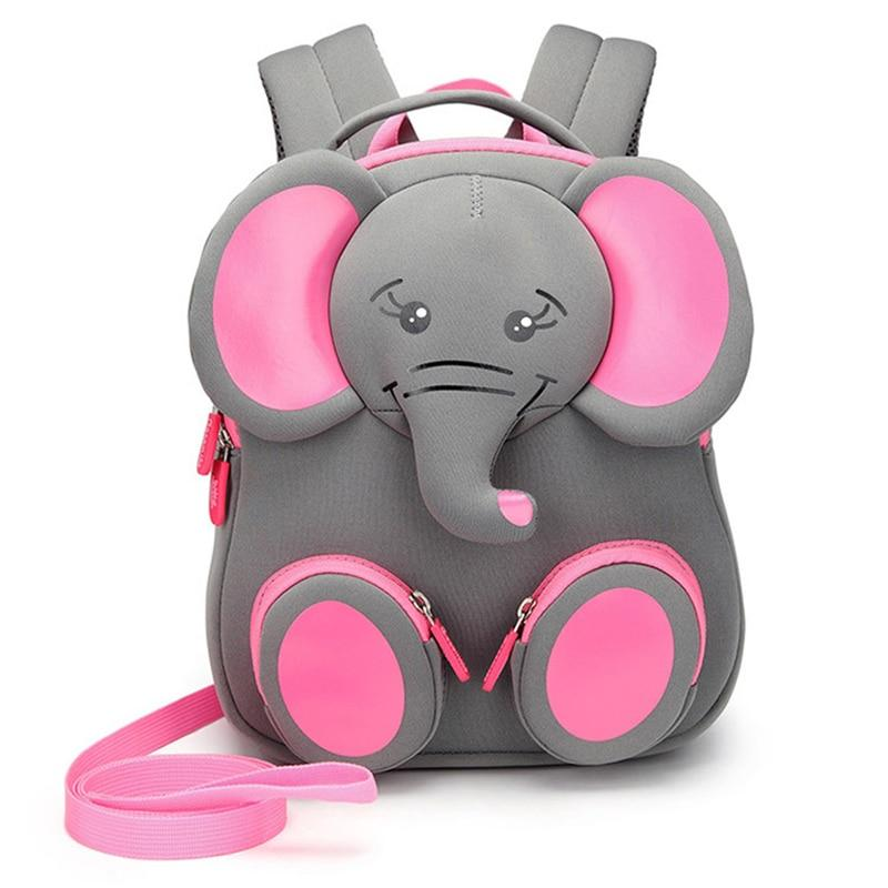 Elephant Bag: Cartables En Forme Éléphant et Animaux