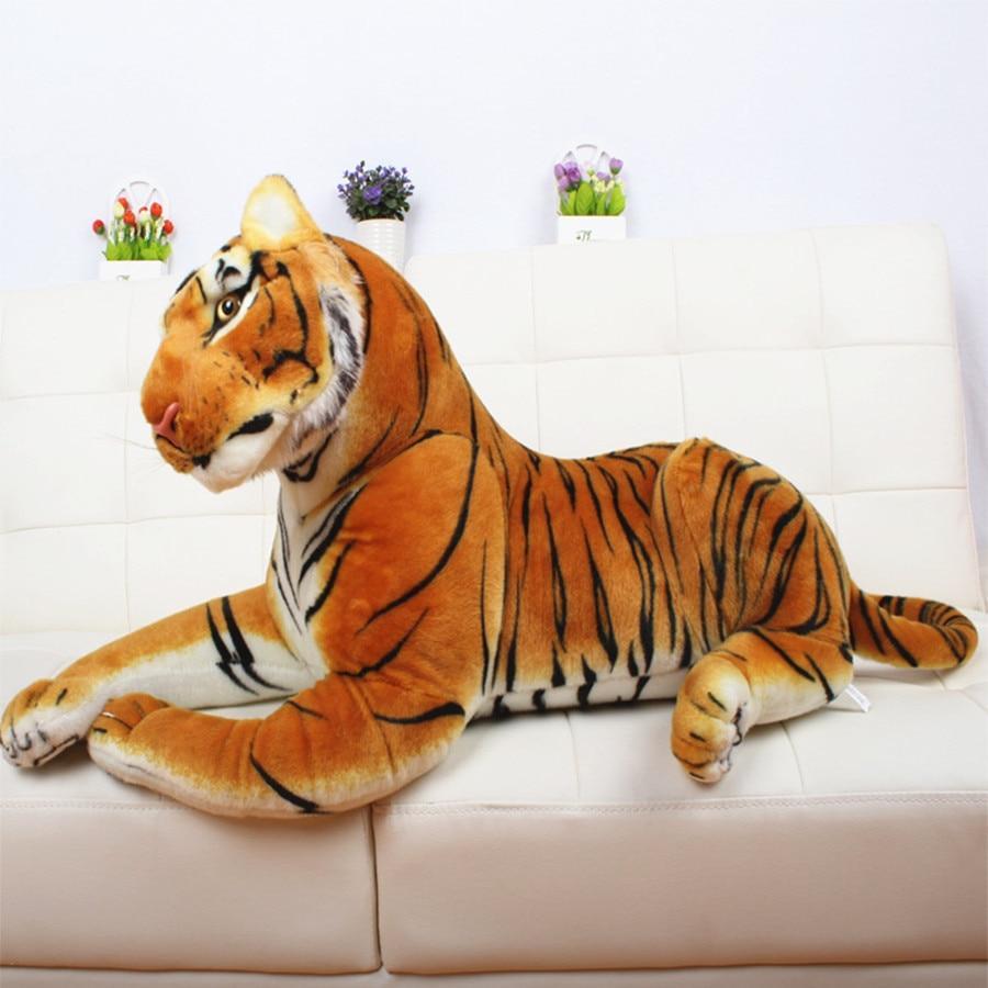 Mignon Tigre En Peluche