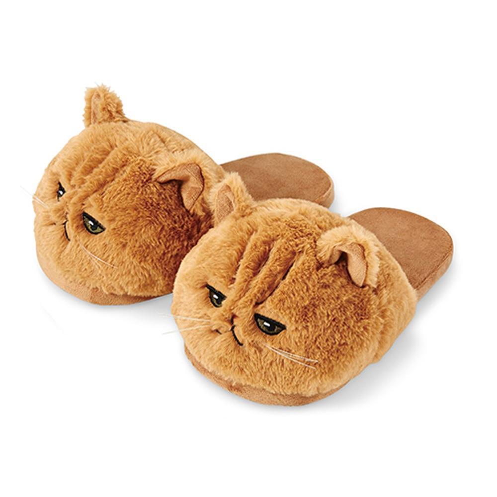 Magnifiques Pantoufles Chat