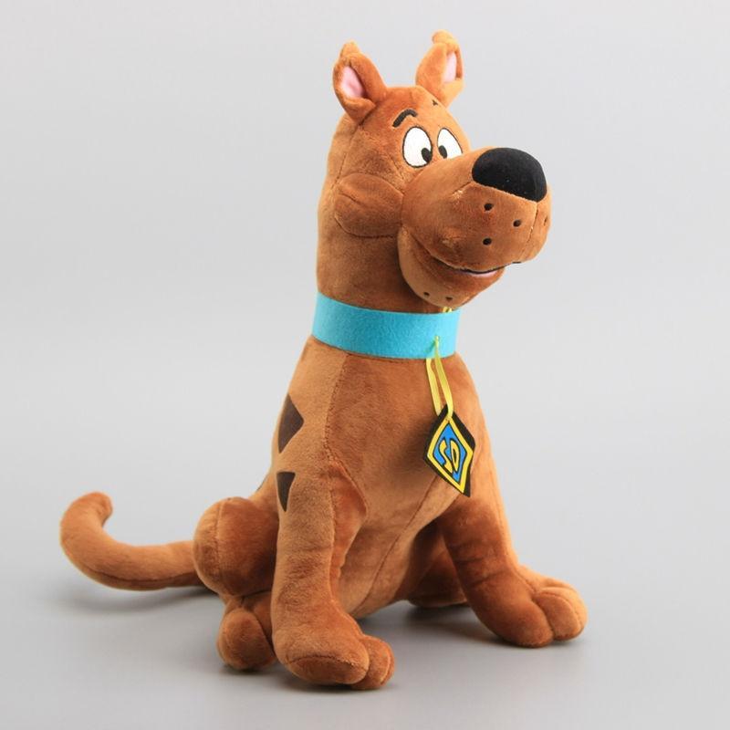 Magnifique Peluche Scooby Doo